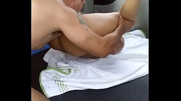 Fuck and suck hairy Guatemalan pussy