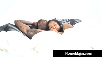 Latina Yasmine De Leon's blowjobs are some of the sloppiest blowjobs ever! I get My Big Black Dick Sucked by Yasmine & Pop My Load of Baby Rome's! Full Video & Live @RomeMajor.com!