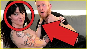 who is SHE? tattooed NEW camgirl surprises a FAN.. at his HOTEL! THREESOME! (Nov 2, Brazil)
