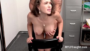 Horny MILF Whore Shoves Things Up Her Ass- Krissy Lynn