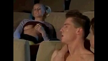 Chubby tits bi cock Bi sex at the movies