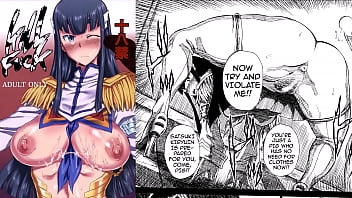 Advanced breast cancer - Mydoujinshop - making satsuki submit to sexual advances and spread her pussy kill la kill read online porn comic hentai