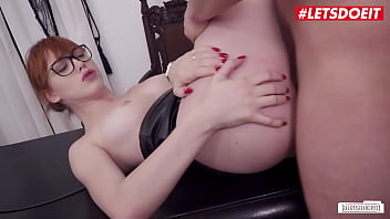 LETSDOEIT - #Anny Aurora #Jason Steel - Sex Interview With A Big Ass Teen Babe And A Perv Boss 14分钟