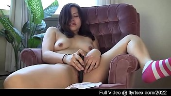 Latina Teen Has the Strongest Toe Curling Orgasm of Her Life  - Part 1 of 2