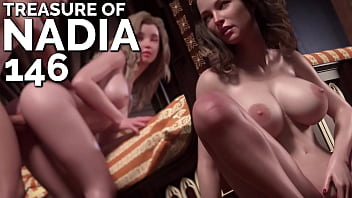 TREASURE OF NADIA #146 • Naughty time with two absolute hotties