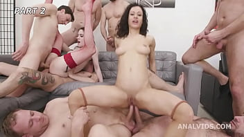 DAP and Roses #2, Stacy Bloom & Anna de Ville, ATOGM, DAP, Big Gapes, Monster ButtRose, Swallow GIO1853