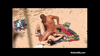 theSandfly.com Public Beach Sex Bonanza Thumb