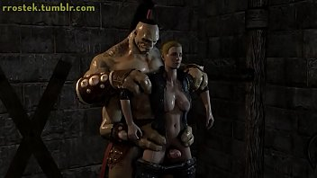 Mortal kombat katana naked Mortal kombat x porn animations