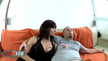 French babe Mandy Lane gets her ass fucked hard on the couch 15 min