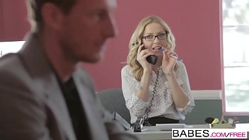 Babes - Office Obsession - One Last Goodbye starring Ryan McLane and Karla Kush clip
