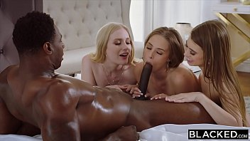 BLACKED Friends saw her with BBC they had to have some too