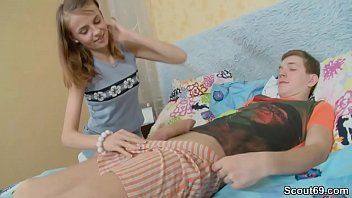 Petite Virgin Step-Sister Seduce Bro to Get First Time Anal thumbnail
