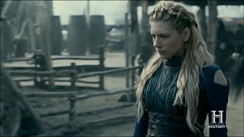 Minnesota vikings - sex scandal - Vikings s5 lagertha sex scene