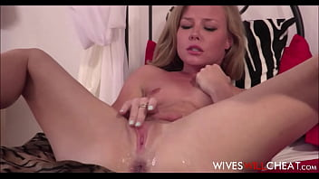 Young Horny Cheating Wife Nicole Clitman Squirting Orgasms While Fucking Internet Sales Guy