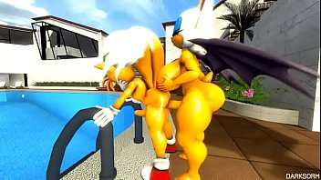 THICC Tails fucked by squad   (Darksorm)