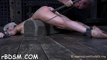 Cock and ball punishment porn