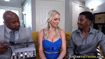 Big Ass Kenzie Taylor Wants Anal With Big Black Cocks