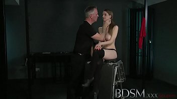 YouPorn - BDSM XXX Young big breasted sub gets hard anal from her Master preview image