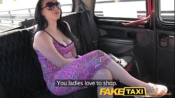 Fake Taxi Harmony Reigns creampied in a fake taxi