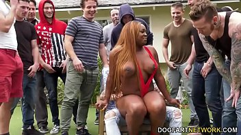 Bachelor Gangbang Party - Jayden Starr