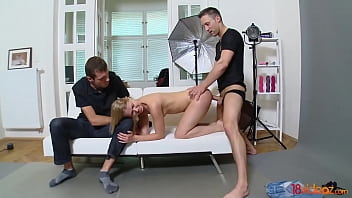 18videoz - Fucked and dumped for money Violette Pure
