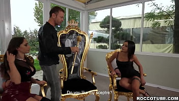 Under Supervision Of Rocco Siffredi Two Hot Twins Malena Smeraldi And Martina Smeraldi Get Gang Banged In All Holes By 69 Amateur Dudes!