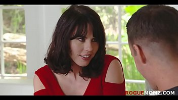 Mom helps son with his harmones- Amber Chase