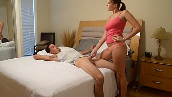 Nikki Brooks in: My Panty Sniffing Step Brother
