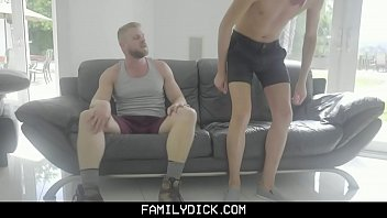 Ass gay hardcore young - Familydick - rebellious stepson gets his tight ass barebacked
