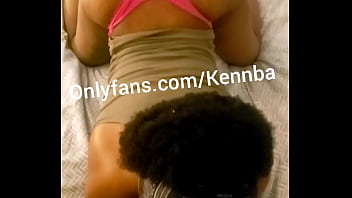 Cheating Ebony Giving Me Sloppy Head & Wet Pussy While Her BFs At Work (Full Video On Onlyfans.com/Kennba)