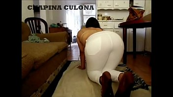 Big ass chapina hot wife tease like slut