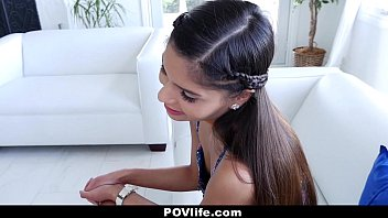 POVLIFE - Brace Faced Latina Fucked By Nerd