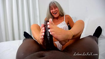 Lady in White Foot Job TRAILER