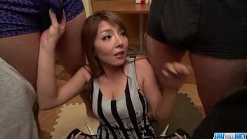 Chieri Matsunaga staggering group play in POV