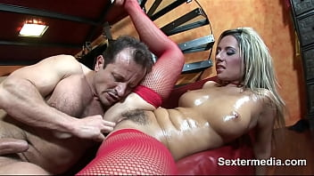 George s henry sucks - Wet oily fat boobs milf taking the big cock in mouth deep then fuck big facial