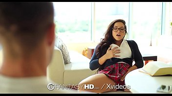 Fantasy asian - Fantasyhd much needed studying break pounding