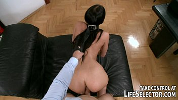 Hot immigrant girls fuck for Green card