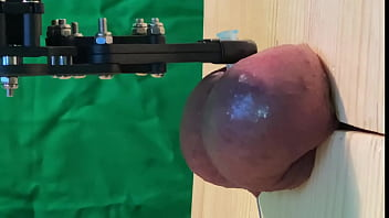 New Robot sticking needles in balls video