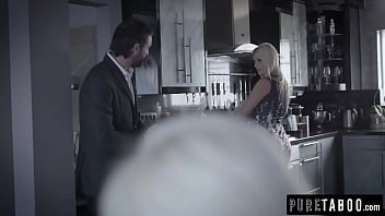 India Summer And Elsa Jean Get Into A Step-Family Threesome