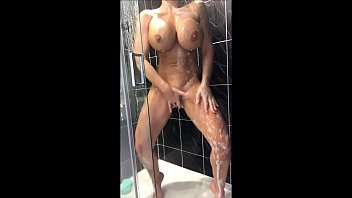 TheSophieJames.com -  It's Shower  time I am ready for your cock