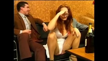 Totally drunk woman fucked