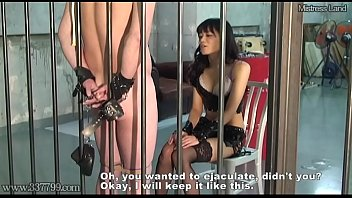 Japanese Femdom Kaede Cock Punishment and Cunnilingus