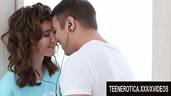 Intensely Passionate Sex with Tall Teen GF Gisha f. Ends with a Creampie