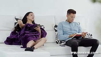 Tiny Little Japanese cutie, Rae Lil Black, gets her inked Asian pussy penetrated, taking a hard dicking until she gets a cum filled creampie! Full Flick & 1000's More at Private.com!