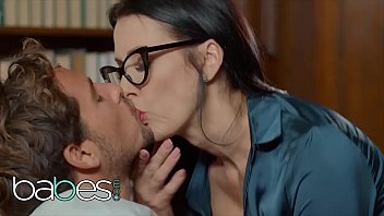 Step Mom Lessons - (Reagan Foxx, Tyler Nixon, Mackenzie Moss) - Whispers In The Library - BABES