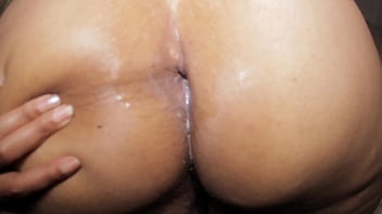 HUGE LOAD CUMLOAD ON ANAL QUEEN ASSHOLE