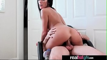 Teasing, Twerking, Begging Brunette(Megan Rain) 05 video-18