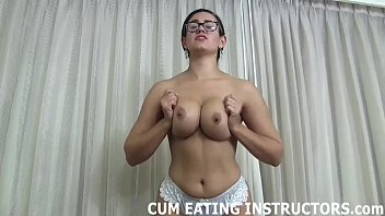Guys eat their own cum I love making guys swallow their own cum cei