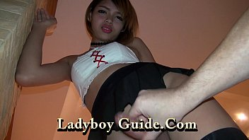 Asian Street Meat Ladyboy