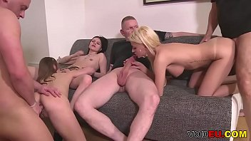 German sex party continues 720p